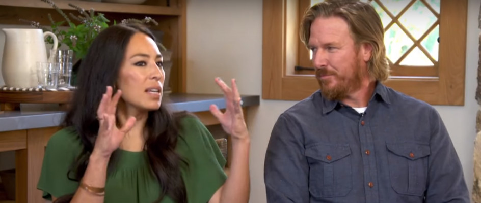Chip and jo gaines clear up divorce rumors in new for Chip and joanna gaines getting divorced