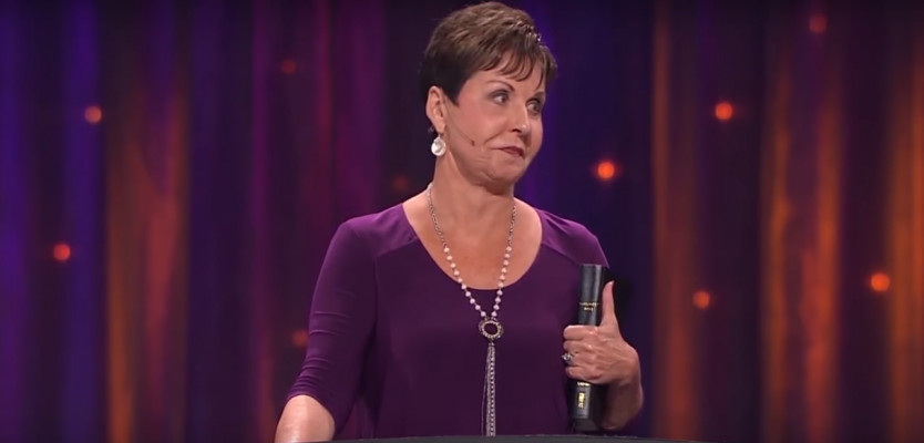 Top Five Most Watched Joyce Meyer Sermons - HelloChristian