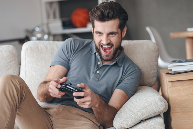 Should Grown Men Be Playing Video Games? - HelloChristian