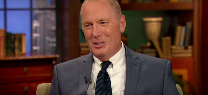 Author Max Lucado