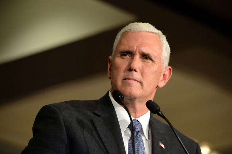 Vice President Pence Calls The Nation To Prayer Following Charlottesville Riots