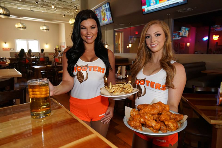 Are decoration women hooters not