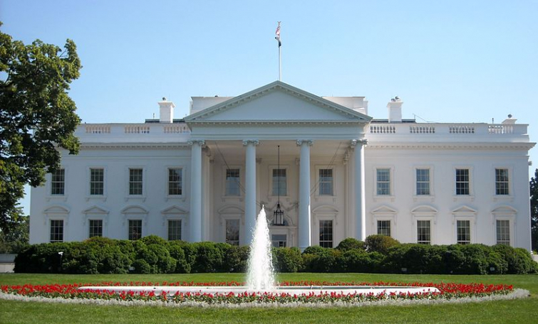 White House (Wikimedia Commons)