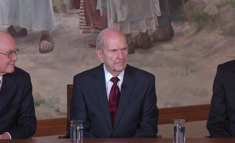 Russell M. Nelson, Youtube