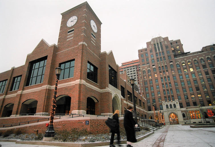 Moody Bible Institute, Chicago