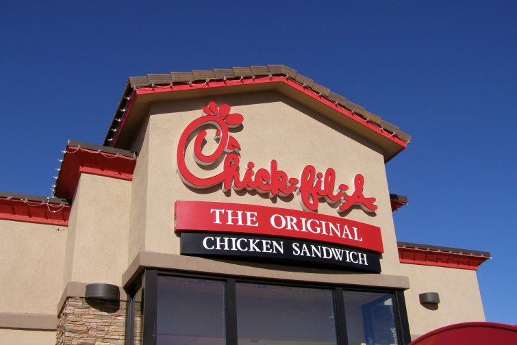 Chick-fil-A (Photo: ccPixs.com)