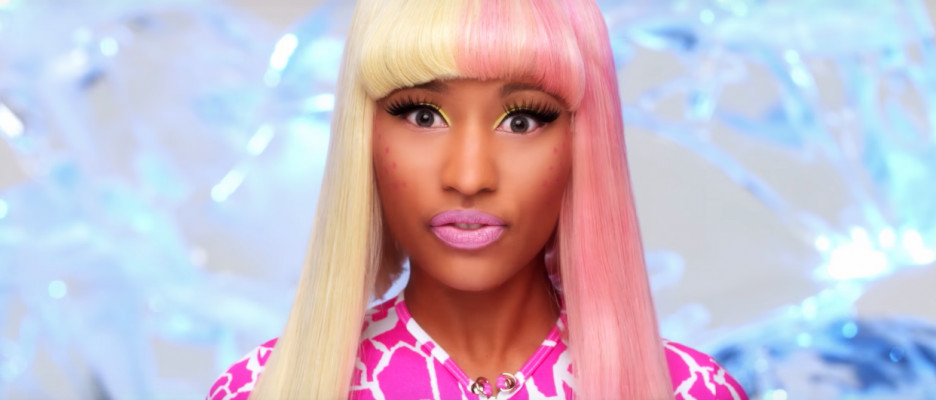 Nicki Minaj, Youtube