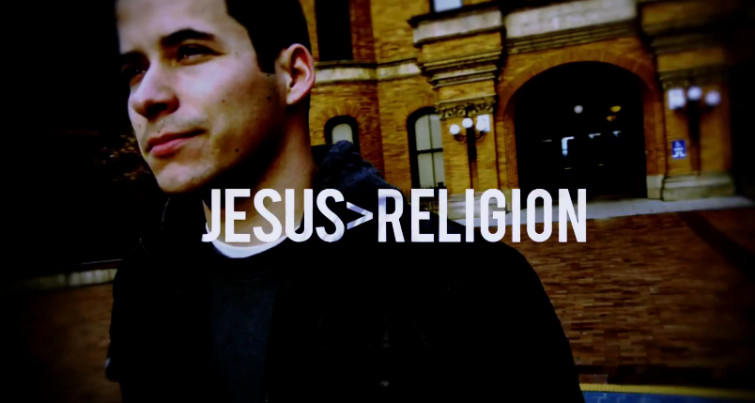 "Jefferson Bethke: ""Why I Hate Religion, But Love Jesus"""