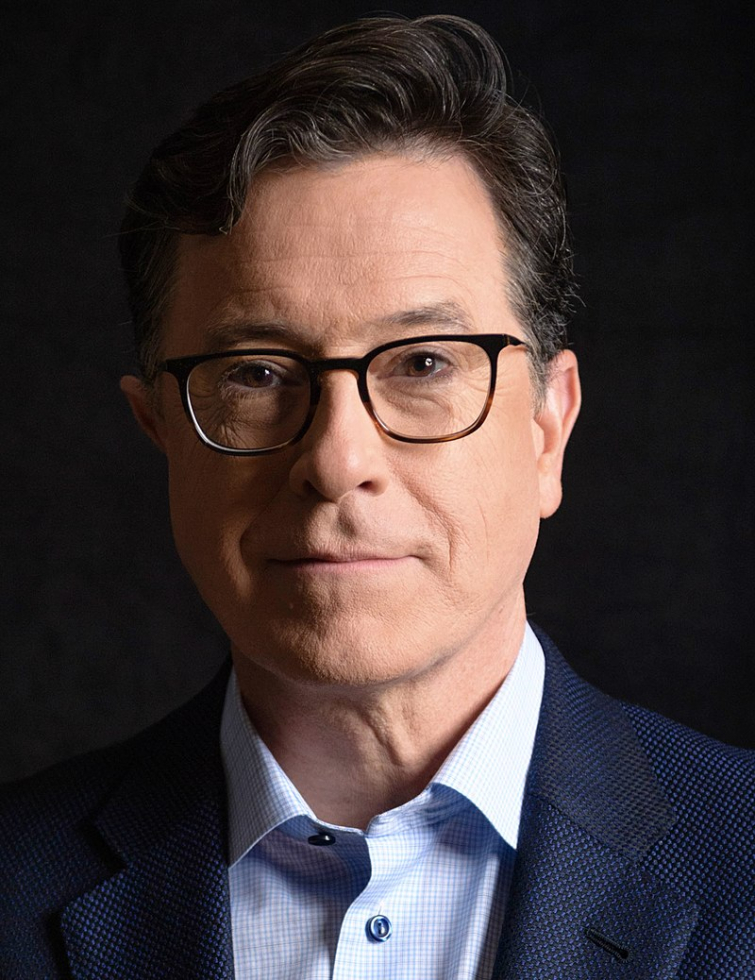 Stephen Colbert (Neil Grabowsky/Montclair Film)