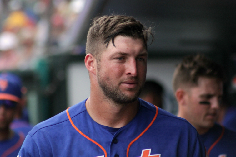 Tim Tebow, NY Mets