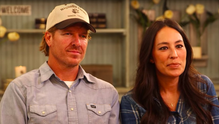 Chip and Joanna Gaines - Source YouTube