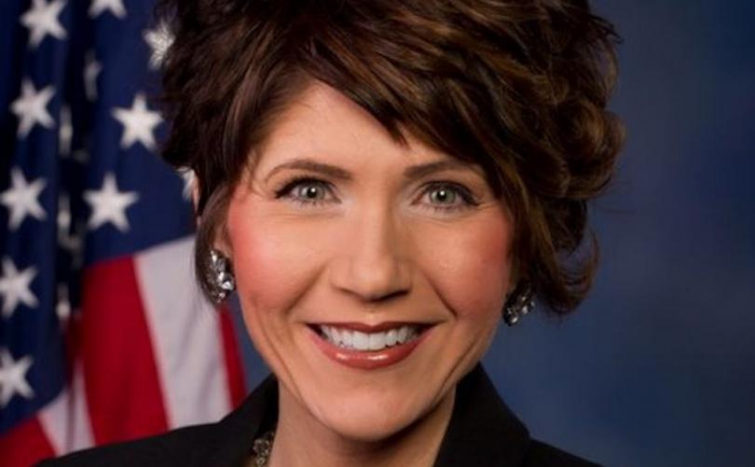 South Dakota Governor Kristi Noem (Photo: Wikimedia Commons)