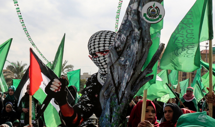 Hamas (Source: Shutterstock)