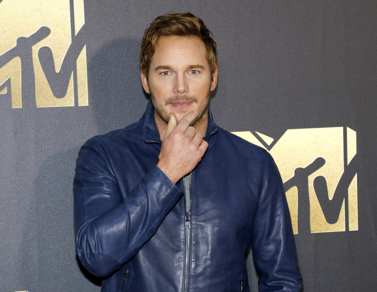 Chris Pratt (Source: Shutterstock)