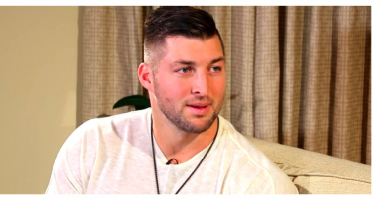 Tim Tebow (Photo: YouTube)