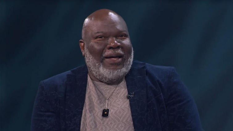 TD Jakes (Source: Youtbe)
