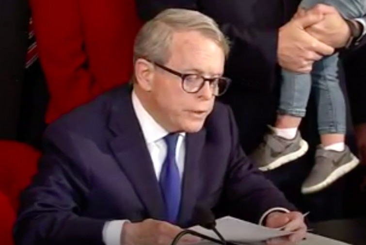 Mike dewine (Source: Youtube)