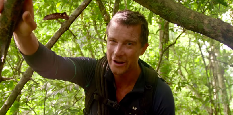 Bear Grylls (Source: Youtube)