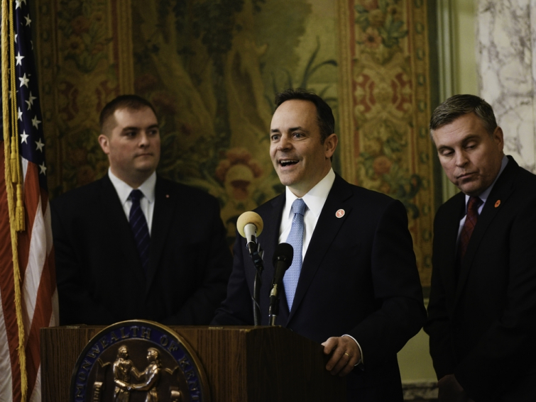 Kentucky Schools Will Start Teaching The Bible On Friday Thanks To Gov. Matt Bevin