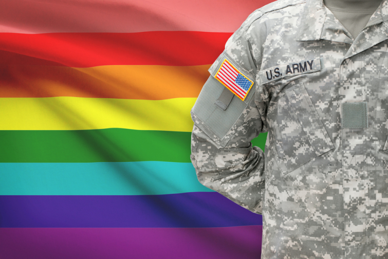 Us Army Transgender Policy Naked Men Identifying As Women Allowed In Female Showers -1413